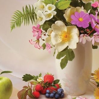 цветы и фрукты 03а-min
